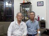Mục sư Thân Văn Trường và tiến sĩ Nguyễn Thanh Giang