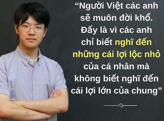 Kết quả hình ảnh cho Người Việt các anh sẽ muôn đời khổ