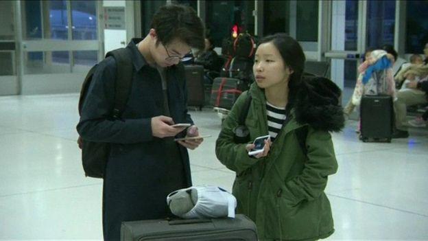 China Eastern cho biết tất cả hành khách được sắp xếp chuyến bay mới hôm 12/6