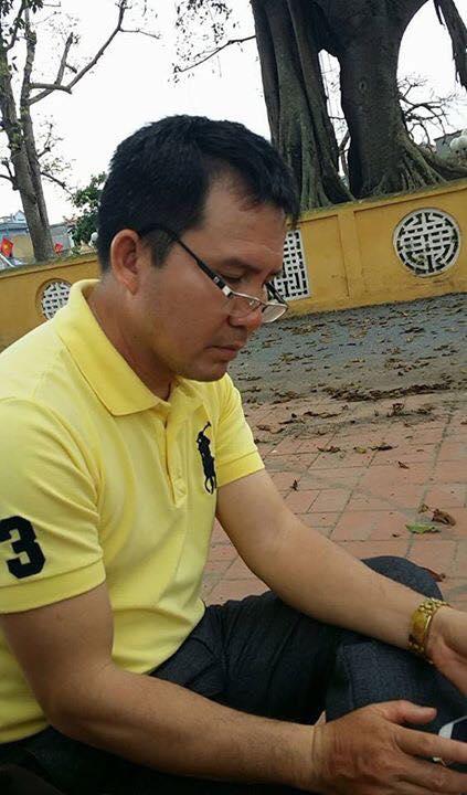 Nhà hoạt động nhân quyền Phạm Văn Trội