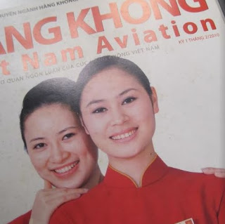 Tạp chí Hàng Không - từng tồn tại 35 năm