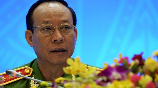 """Thứ trưởng Lê Quý Vương nói """"cần bảo đảm an toàn cho cả đối tượng phạm tội, phòng ngừa đối tượng phạm tội tự sát, tự đả thương"""""""