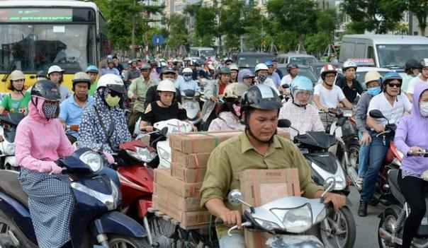 5 triệu dân Việt bị tác động bởi ô nhiễm tiếng ồn