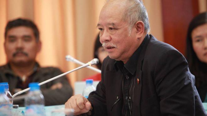 Nhà báo Trần Tiến Đức nhấn mạnh nhu cầu minh bạch các thông tin về làm ăn kinh tế và đóng góp trong lĩnh vực này của quân đội trước người dân ở Việt Nam.