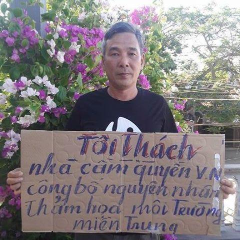 ông Lê Đình Lượng. Ảnh: Facebook.