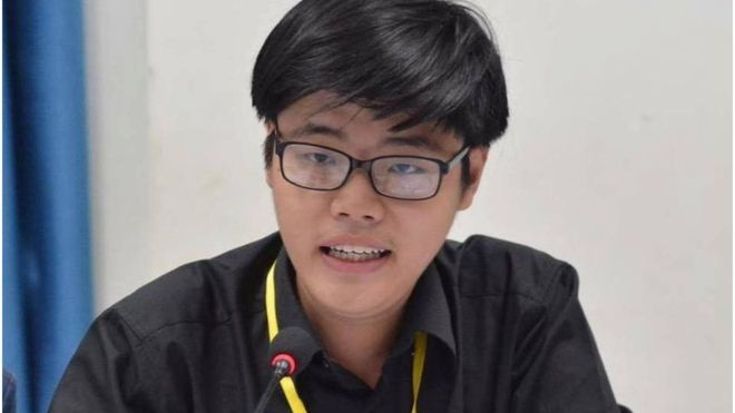 Trần Hoàng Phúc là thành viên chương trình Sáng kiến Thủ lĩnh trẻ Đông Nam Á (YSEALI)