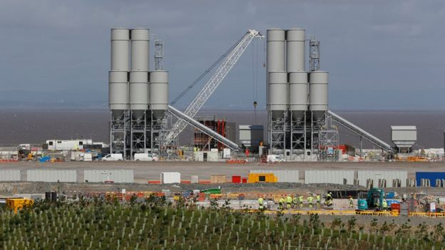 Hinkley Point C sẽ do hãng EDF của Pháp thực hiện với nhà đầu tư chiến lược từ Trung Quốc.