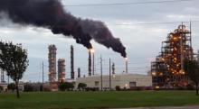 Một góc của nhà máy Formosa tại Texas