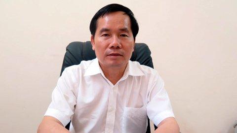 Tổng cục trưởng Tổng cục Đường bộ VN Nguyễn Văn Huyện. Ảnh: VGP