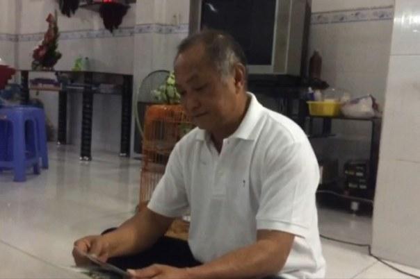 Tù nhân lương tâm Nguyễn Ngọc Cường
