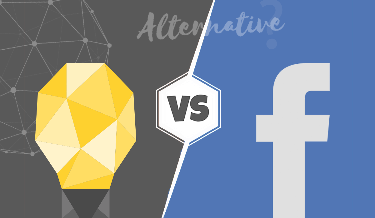Facebook và Minds